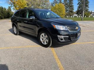 Used 2014 Chevrolet Traverse 2LT LOW KM! Power Gate! for sale in Winnipeg, MB