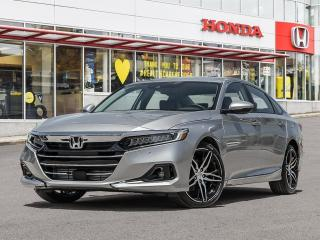 New 2021 Honda Accord Touring 2.0T for sale in Vancouver, BC