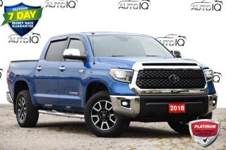 Used 2018 Toyota Tundra SR5 Plus 5.7L V8 TRD OFFROAD | NAVIGATION | SUNROOF | TONNEAU COVER for sale in Kitchener, ON