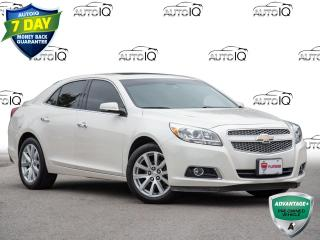 Used 2013 Chevrolet Malibu LTZ Local Trade | Leather | Sunroof +++ Condition for sale in Welland, ON