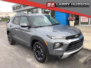 New 2022 Chevrolet TrailBlazer LT for sale in Listowel, ON