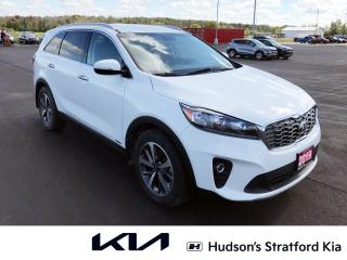 Used 2019 Kia Sorento 3.3L EX Leather Seats | Rear Camera | + Winter Tires for sale in Stratford, ON
