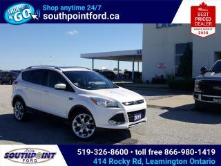 Used 2015 Ford Escape Titanium TITANIUM|AWD|HTD SEATS|NAV|SUNROOF|CRUISE|REMOTE START for sale in Leamington, ON