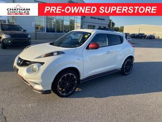 Used 2013 Nissan Juke NISMO for sale in Chatham, ON