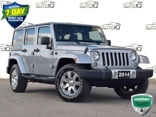 Used 2014 Jeep Wrangler Unlimited Sahara This just in!!! for sale in St. Thomas, ON
