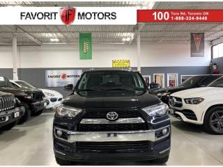 Used 2018 Toyota 4Runner LIMITED|4WD|NAV|JBLAUDIO|FAST-HD-RIMS|LEATHER|WOOD for sale in North York, ON