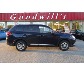 Used 2016 Mitsubishi Outlander AWC 4dr ES! CLEAN CARFAX! for sale in Aylmer, ON