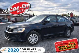 Used 2015 Volkswagen Jetta NEW ARRIVAL | REMOTE START | REAR CAM | A/C for sale in Ottawa, ON
