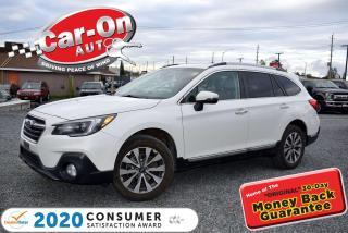 Used 2018 Subaru Outback 3.6R Premier EyeSight Package | NEW ARRIVAL | NAV for sale in Ottawa, ON