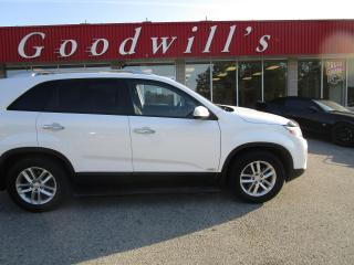 Used 2015 Kia Sorento LX, AWD, CLEAN CARFAX! for sale in Aylmer, ON