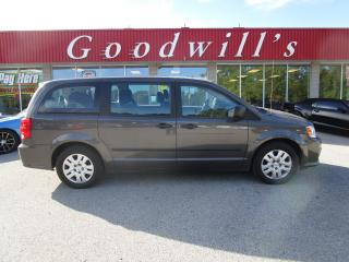 Used 2016 Dodge Grand Caravan Canada Value Package! CLEAN CARFAX! REAR STOW N GO for sale in Aylmer, ON