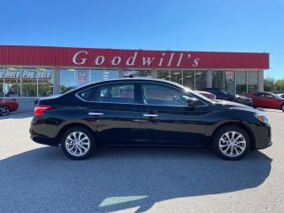 Used 2019 Nissan Sentra POWER ROOF! for sale in Aylmer, ON