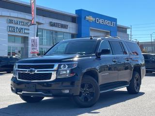Used 2017 Chevrolet Suburban LT / 8 PASSENGE / REAR VISION CAMERA / BLUETOOTH / for sale in Brampton, ON