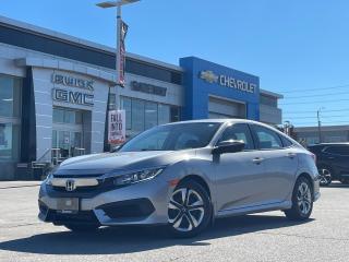 Used 2017 Honda Civic Sedan LX / AUTOMATIC / A/C / FANTASTIC COMMUTER  / for sale in Brampton, ON
