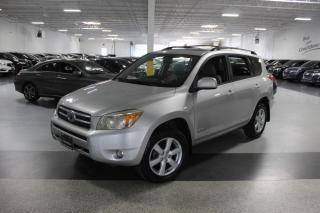 Used 2006 Toyota RAV4 LIMITED I SUNROOF I POWER OPTIONS I KEYLESS ENTRY I CRUISE for sale in Mississauga, ON