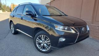 Used 2013 Lexus RX 350 AWD 4dr LEATHER,SUN ROOF, NAVIGATION, BLUE TOOTH for sale in Calgary, AB