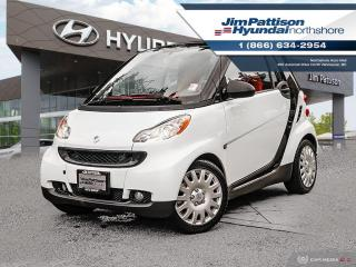 Used 2009 Smart fortwo PASSION for sale in North Vancouver, BC