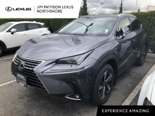 New 2021 Lexus NX 300h Executive Package for sale in North Vancouver, BC