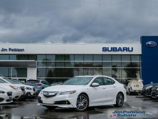 Used 2016 Acura TLX Elite for sale in Port Coquitlam, BC