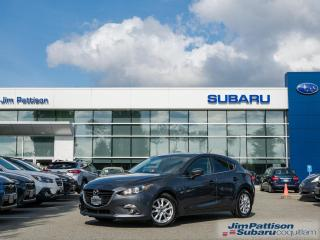 Used 2015 Mazda MAZDA3 Sport GS for sale in Port Coquitlam, BC