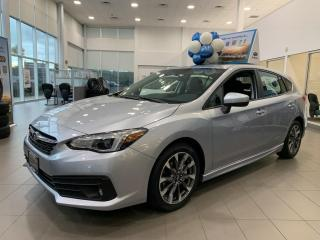 New 2022 Subaru Impreza Sport for sale in Port Coquitlam, BC
