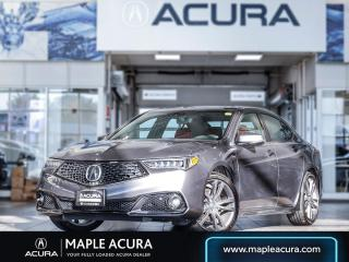 Used 2020 Acura TLX Tech A-Spec for sale in Maple, ON