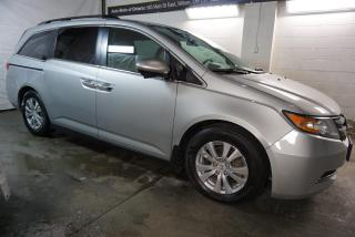 Used 2015 Honda Odyssey EX 8 PSSNGRS CERTIFIED *FREE ACCIDENT**1 OWNER* BLUETOOTH ALLOYS POWER SLIDING DOORS DVD CAMERA for sale in Milton, ON