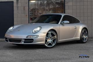 Used 2007 Porsche 911 Carrera Sport Chrono, Sport Exhaust, Bose for sale in St. Catharines, ON