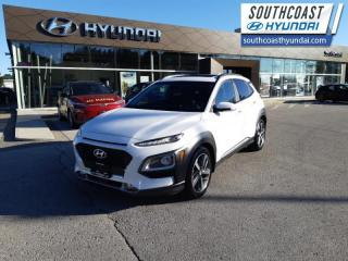 Used 2020 Hyundai KONA 1.6T Ultimate AWD  - Leather Seats - $186 B/W for sale in Simcoe, ON