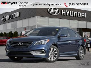 Used 2016 Hyundai Sonata Sport Tech  - $102 B/W for sale in Kanata, ON