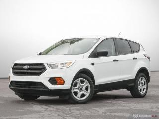 Used 2017 Ford Escape S for sale in Ottawa, ON