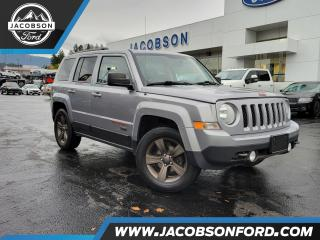 Used 2017 Jeep Patriot SPORT for sale in Salmon Arm, BC
