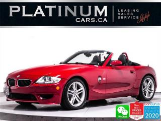 Used 2008 BMW Z4 M 330HP, MANUAL, M-SPORT STEERING WHEEL, NAV for sale in Toronto, ON