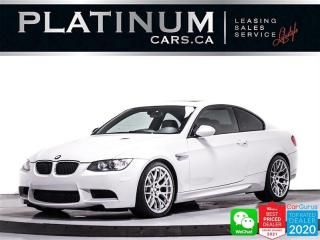 Used 2012 BMW M3 COMPETITION, MANUAL, NAV, HEATED SEATS for sale in Toronto, ON