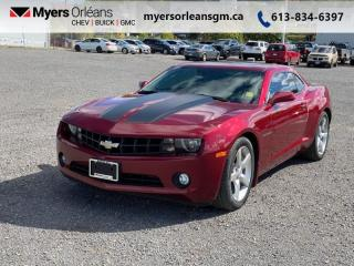 Used 2011 Chevrolet Camaro 2LT   - Low Mileage for sale in Orleans, ON