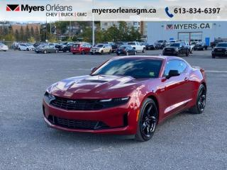 Used 2020 Chevrolet Camaro SS  - Aluminum Wheels -  Power Seats for sale in Orleans, ON