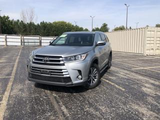 Used 2017 Toyota Highlander XLE AWD for sale in Cayuga, ON
