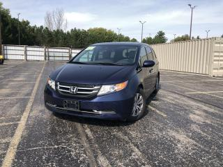 Used 2017 Honda Odyssey EX-L 2WD for sale in Cayuga, ON
