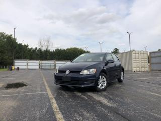 Used 2015 VW GOLF TRENDLINE 2WD for sale in Cayuga, ON