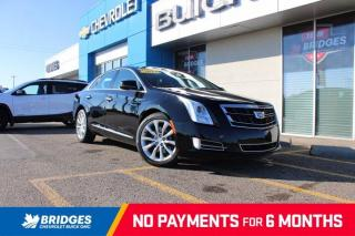 Used 2017 Cadillac XTS Luxury**Sunroof | Heated Steering | NAV | AS TRADED SPECIAL** for sale in North Battleford, SK