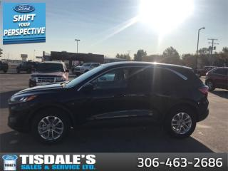 New 2021 Ford Escape SE AWD for sale in Kindersley, SK