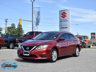 Used 2016 Nissan Sentra SV ~Heated Seats ~Camera ~Power Sunroof ~Bluetooth for sale in Barrie, ON