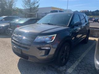 Used 2018 Ford Explorer XLT for sale in New Hamburg, ON