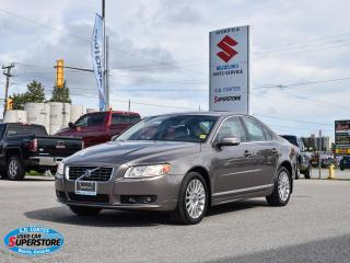 Used 2008 Volvo S80 AWD ~Heated Leather ~Power Moonroof ~VERY CLEAN! for sale in Barrie, ON