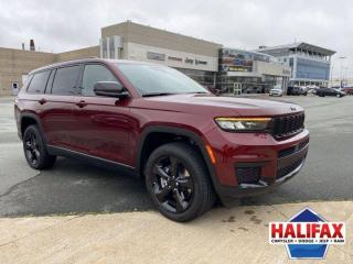 New 2021 Jeep Grand Cherokee L Altitude for sale in Halifax, NS