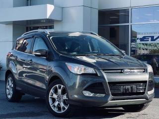 Used 2016 Ford Escape Titanium for sale in Kingston, ON