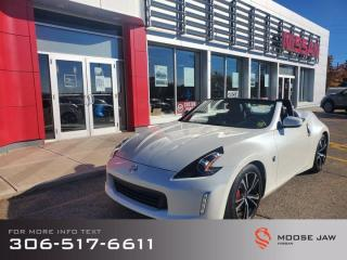 New 2019 Nissan 370Z Roadster Touring Sport for sale in Moose Jaw, SK