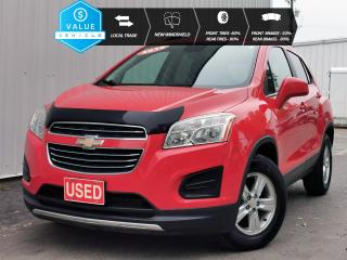 Used 2016 Chevrolet Trax LOCAL TRADE, NEW WINDSHIELD TIRES WITH 80% TREAD LEFT, 2 SET OF KEYS for sale in Cranbrook, BC