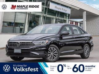 New 2021 Volkswagen Jetta HIGHLINE for sale in Maple Ridge, BC