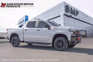 New 2021 Chevrolet Silverado 1500 LT Trail Boss for sale in Saskatoon, SK